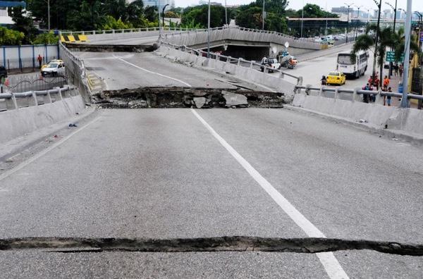 Carreteras federales en México no estan afectadas por terremoto