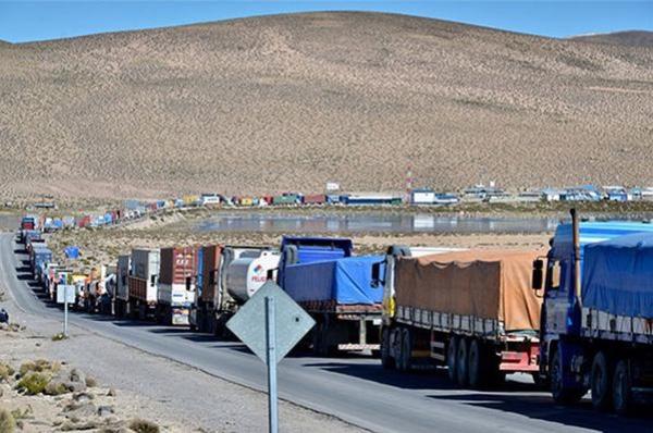 Chile y Bolivia negocian en materia aduanera