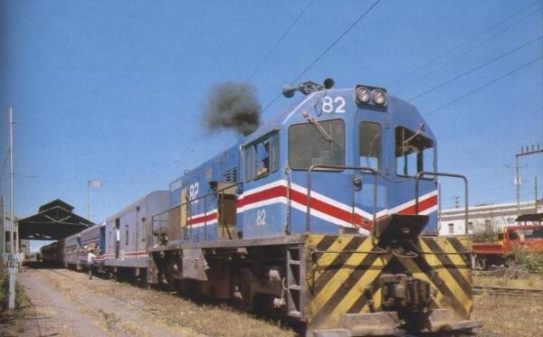Costa Rica compra nuevos trenes