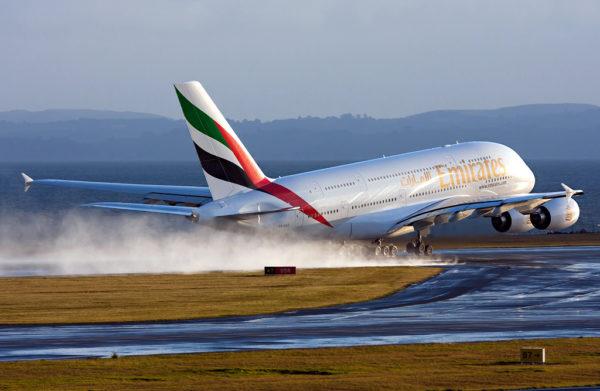 Emirates A380