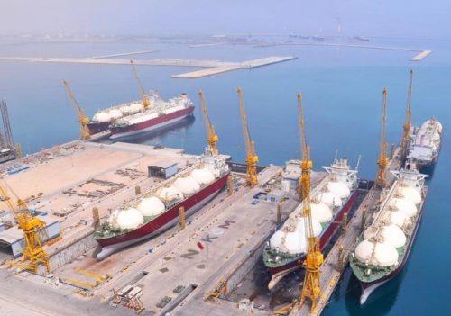 Flota mundial de buques GNL batirá récord de entregas
