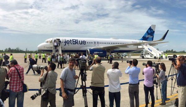 JetBlue-Cuba