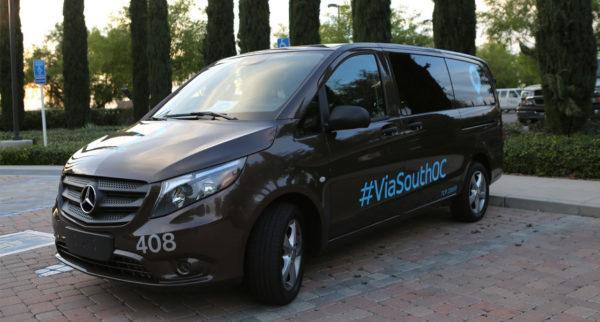 Mercedes-Benz pacta acuerdo con Via para ofrecer nuevo servicio de furgonetas