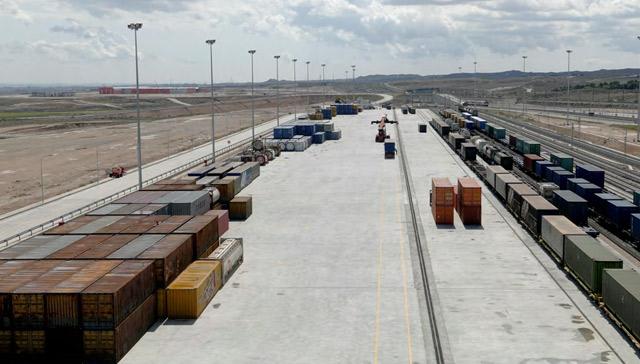 Noatum Rail Terminal Zaragoza renueva contrato con ADIF