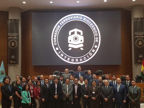 Países implicados celebran I Reunion Grupo Operativo Bioceanico
