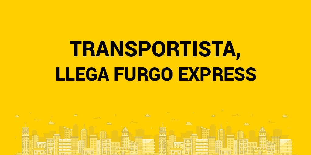 FurgoExpressTransportistas