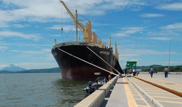 Puerto La Union sigue sin desarrollar su capacidad