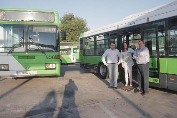 Transporte Córdoba
