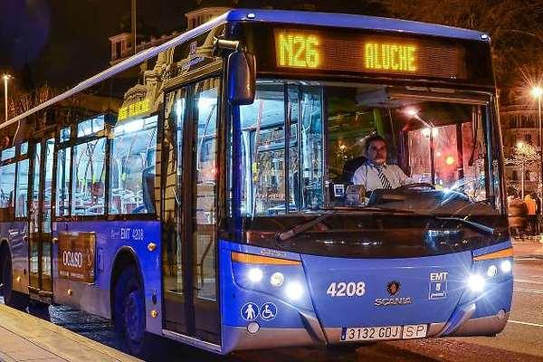 Transporte Urbano Madrid
