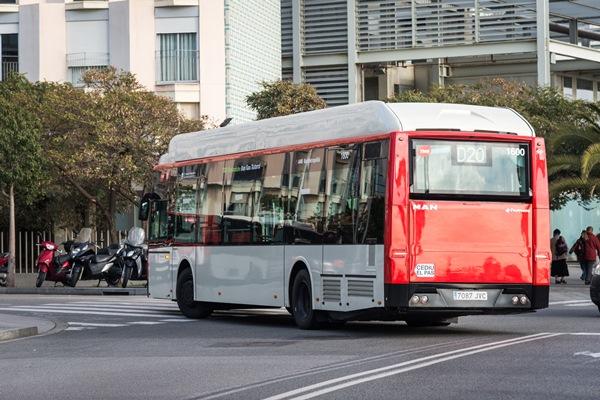 Transporte público Barcelona