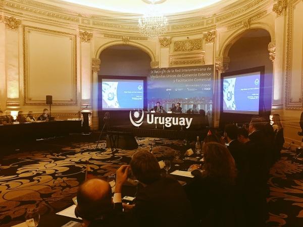 Uruguay celebra reunion Ventanillas Unicas