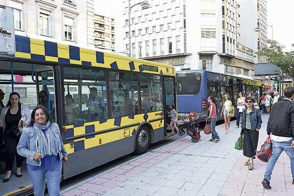 Xunta de Galicia. Transporte público compartido