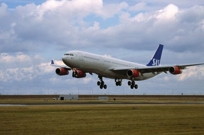 aerolínea SAS