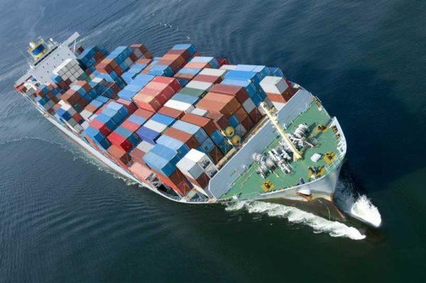 exportaciones de mercancías