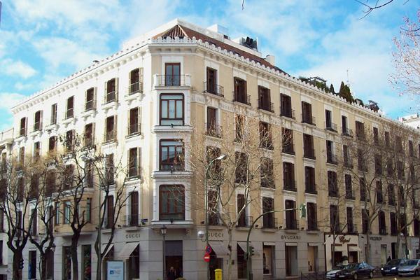 inmobiliaria de lujo en madrid cu les son las zonas m s