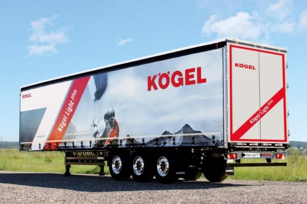 semirremolques Kögel 'Lightplus'