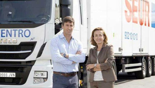Camion Seur Gas Natural