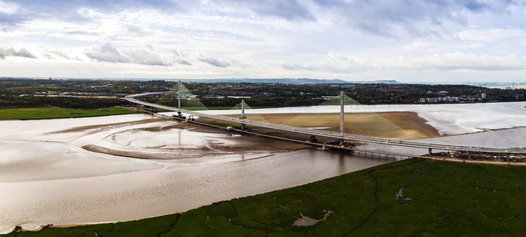 Abertis y Emovis ponen en marcha el peaje free flow del puente Mersey Gateway en Reino Unido
