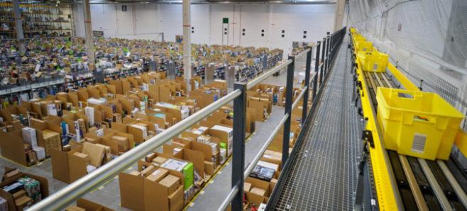 Amazon pone en marcha un programa en Estados Unidos para avanzar en el control de la logística