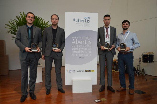 Cátedras Abertis entrega su Premio Internacional de Seguridad Vial