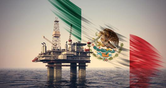 Cae la producción petrolera de México, con el retroceso más significativo en 20 años