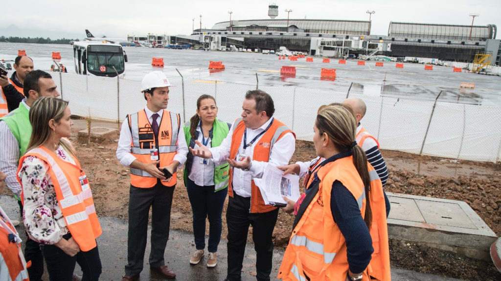 Colombia estrenará en diciembre obras de ampliación del Aeropuerto Internacional José María Córdova, cercano a Medellín