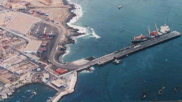 Comerciantes advierten baja inversión para operación del puerto peruano Ilo