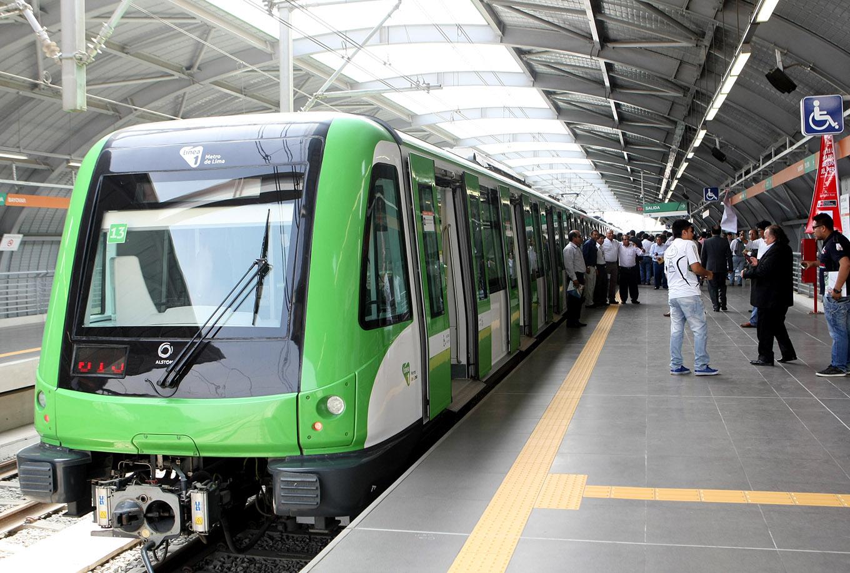El Metro de Lima, próximo a recibir los nuevos trenes hechos en España