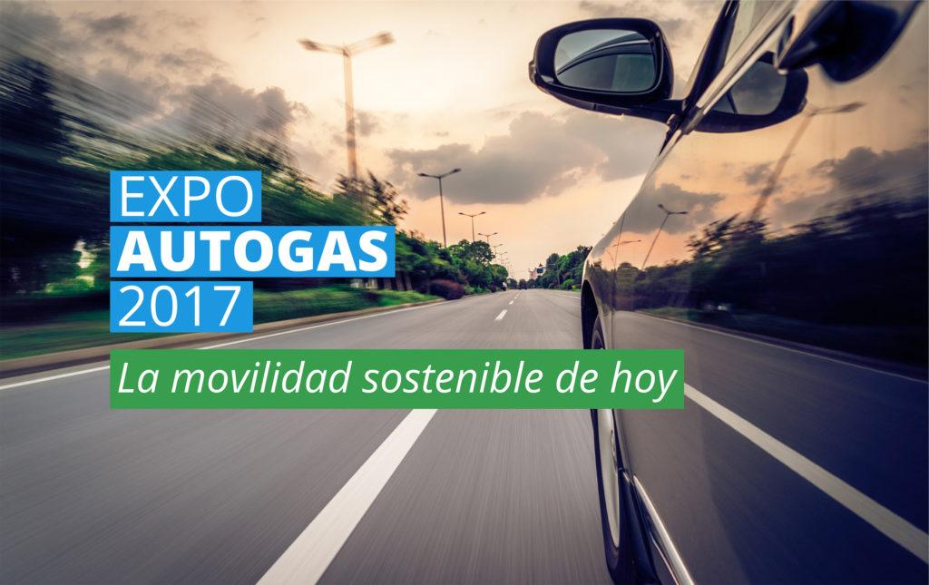 ExpoAutogas 2017. Movilidad sostenible