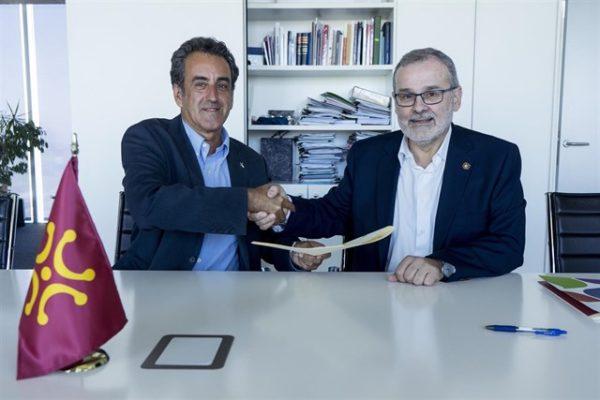 Gobierno de Cantabria y UC. Acuerdo Transporte