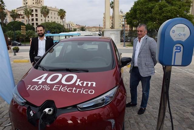 Junta de Andalucía presenta Hoja de Ruta por la Movilidad Eléctrica