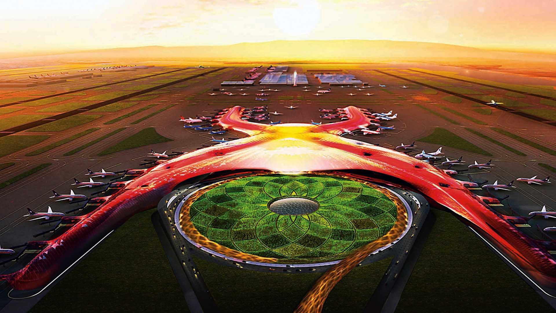 México califica el proyecto Nuevo Aeropuerto como la obra más importante de Latinoamérica