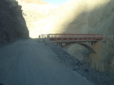 OHL desarrollará un tramo de carretera de 118 kilómetros en Perú
