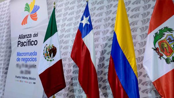 Se cierra la primera ronda para incorporar a 4 estados asociados a la Alianza Pacífico