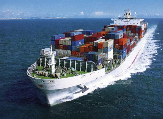 navieras de transporte de mercancía