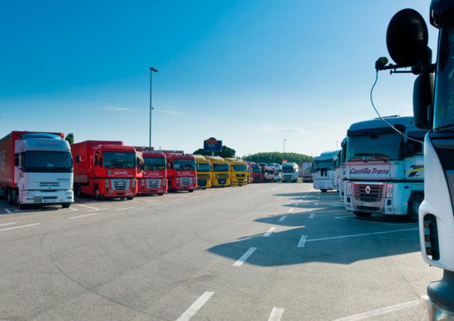 Áreas de servicio para transportistas de Abertis en España están entre las mejor valoradas de Europa