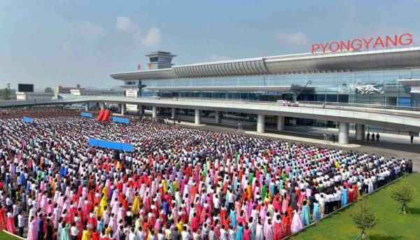 Aeropuerto Pyongyang