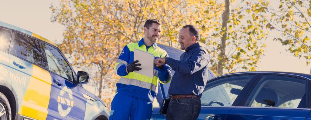 El último trimestre del año concentra el mayor número de accidentes y asistencias en carretera, según Mutua Madrileña