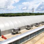 Avanzan las obras de modernización del aeropuerto de Barranquilla, en Colombia