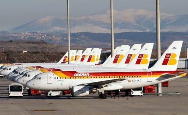 Aviones Iberia