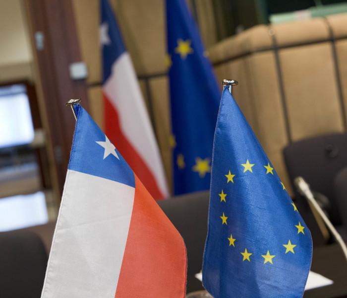Chile considera que modernización de acuerdo con la UE permitirá relanzar el proyecto común