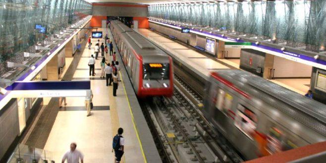 Chile prevé que nueva línea de Metro en la capital beneficiará a 1,1 millones habitantes y optimizará tiempo y desplazamientos