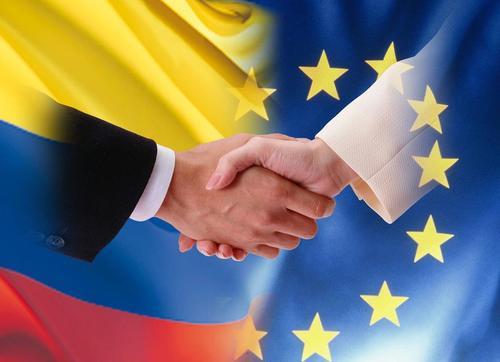 Colombia resalta la importancia de TLC con la UE en el marco de la paz