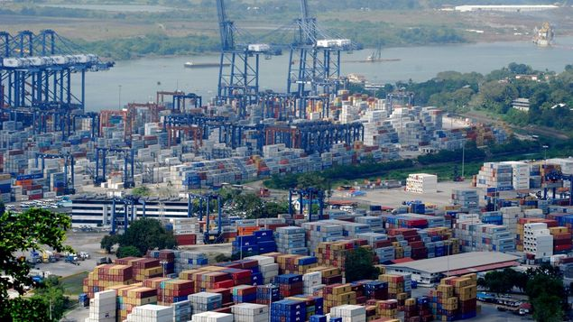 El comercio, la construcción y la logística, los sectores que fortalecen el PIB de Panamá