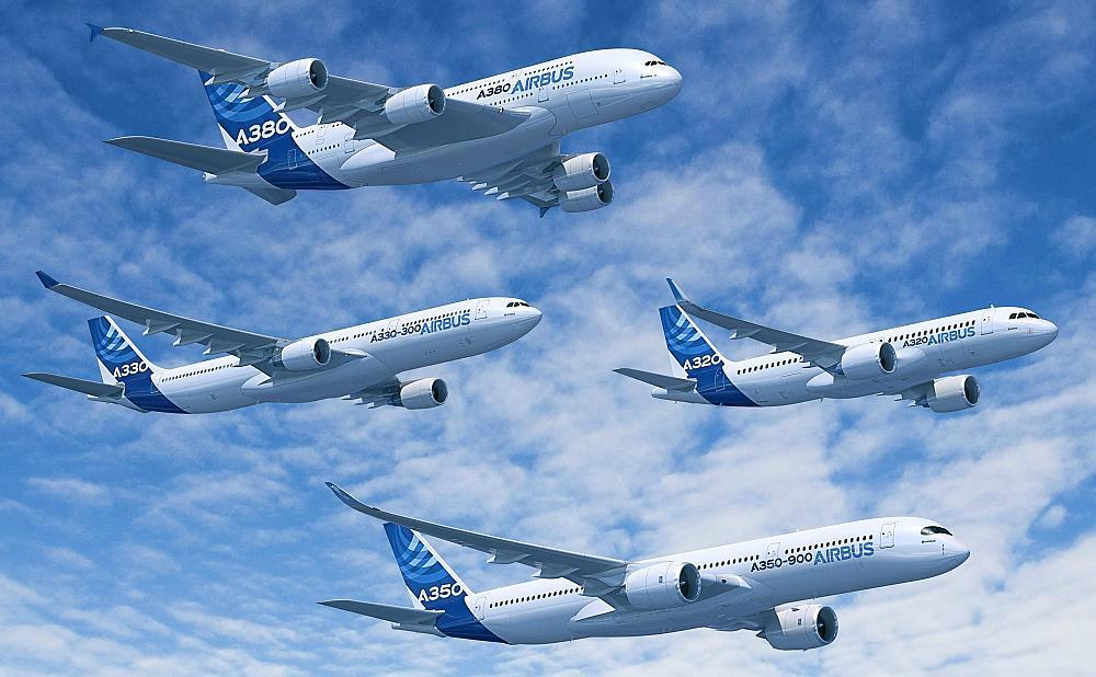 Latinoamérica y el Caribe necesitarán 2.677 nuevos aviones para 2036, según Airbus