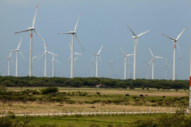 México apuesta a plantas eólicas, con el apoyo de la italiana Enel