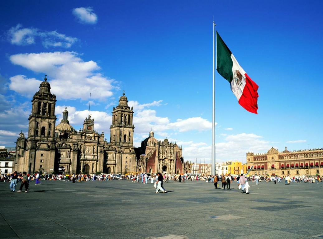 México capta 16.000 millones de dólares en divisas por turismo en 2017
