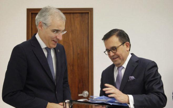 México y Galicia estudian nuevas oportunidades para reforzar inversiones