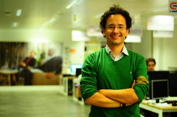 Miguel Arias. Director Global de Telefónica Open Future_