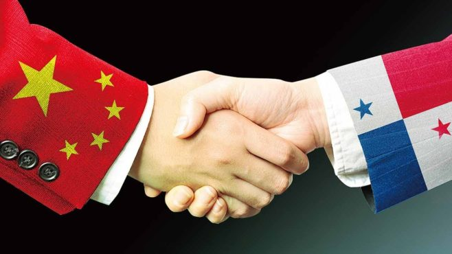 Panamá y China refuerzan su cooperación acuerdos comerciales
